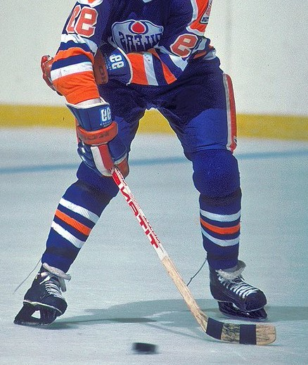 Grip tape original Wayne Gretzky
